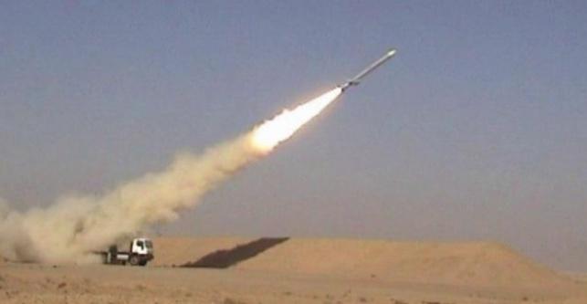 ניסוי בטיל איראני