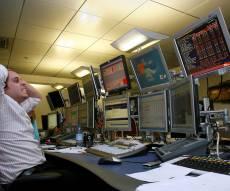 אילוסטרציה - ירידות בבורסה - לאחר הודעת 'נאום נתניהו'