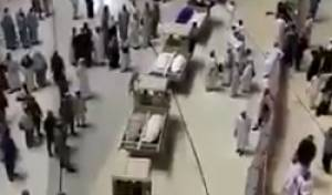 """ה'קורונה' באיראן: צפו ב""""תהלוכת המתים"""""""