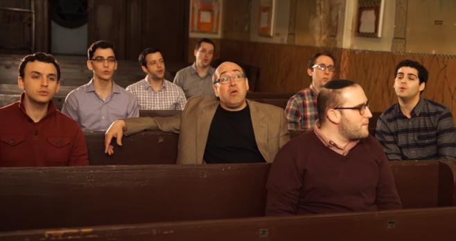 ה'מכביטס' ו'שלוק-רוק' בשיר ליום ירושלים