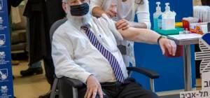 הרב, בעת החיסון הראשון