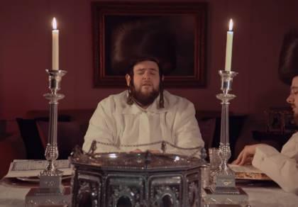 """שמואלי אונגר והרשי ויינברגר בקליפ: """"הלילה הזה"""""""