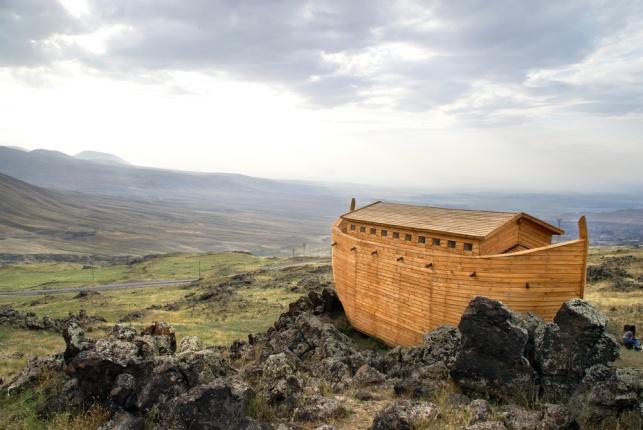 """""""ויהי אחרי המבול""""... // הרב אבי אברהם"""