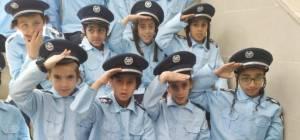 צפו: 125 'שוטרים חרדים' הצטרפו למשטרה