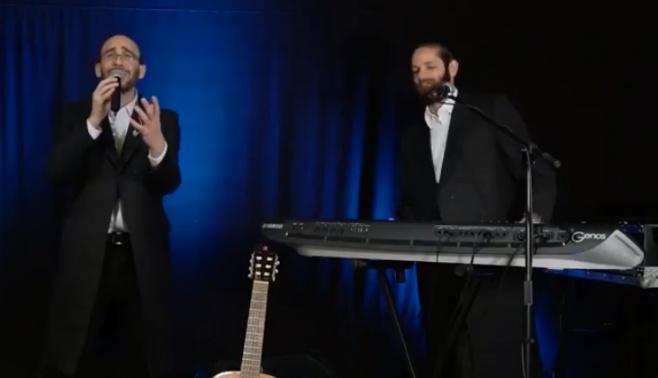 פיני איינהורן מחדש את מרדכי בן דוד  • צפו