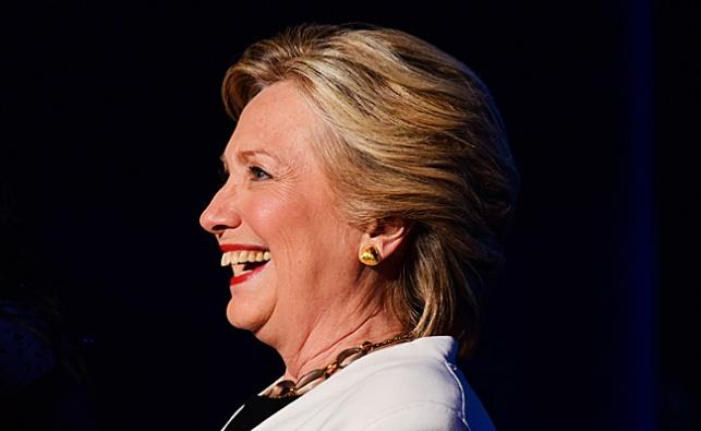 הילרי קלינטון בפילדלפיה, לפני הבחירות