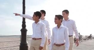 שמע ישראל אלוקי - מקהלת הילדים הסורית