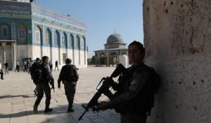 כוחות הביטחון בהר הבית, לאחר פיגוע הירי הקודם