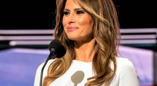 מלניה טראמפ - אאוטפיט עם אופי: הגברת הראשונה לא מאכזבת