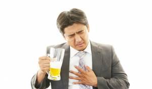 הצדדים הפחות נוצצים של האלכוהול