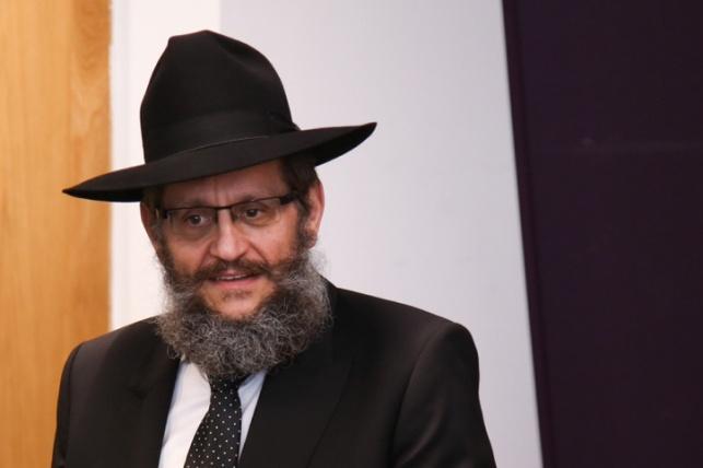 הרב אהרונוב