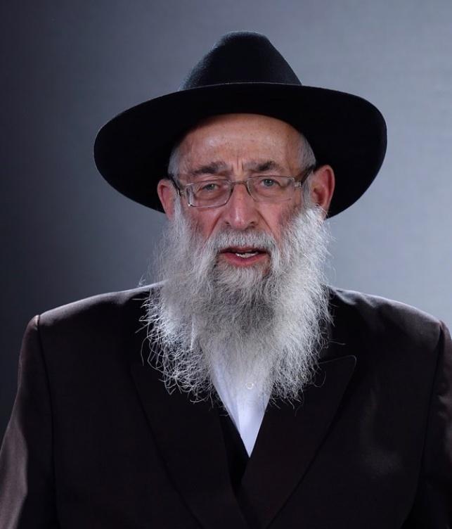 """הרב קלמן שמולביץ זצ""""ל"""