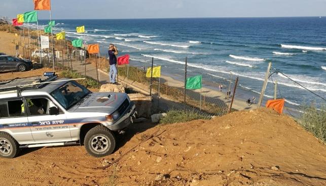 החיפושים בחוף הים, היום