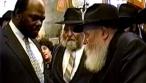 """השחור לרבי: """"מנסים לסכסך בינינו ליהודים"""""""