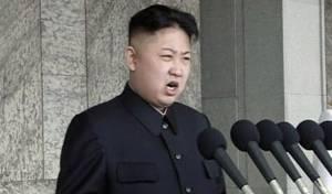 """קים ג'ונג און - """"להכות את ארה""""ב למוות; כלב חולה כלבת"""""""