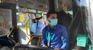 תחבורה ציבורית, נוסעים, אוטובוס, ארכיון