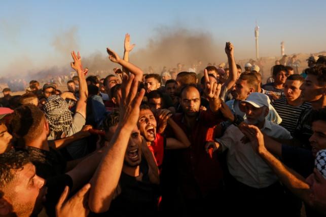 בכירי חמאס הגיעו לדיון במתווה הפסקת אש