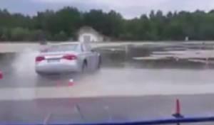 """חלק מהתרגילים הייחודיים - הנהגים תרגלו פיגוע בשיירת אח""""מים • צפו"""