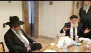 הרבנים והמנצח המחלימים בהבדלה • צפו