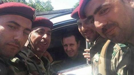 אסד עם חייליו, ארכיון - הטבח בסוריה נמשך: 250 הרוגים - ביומיים