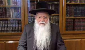 הרב מרדכי מלכא על פרשת תצוה • צפו