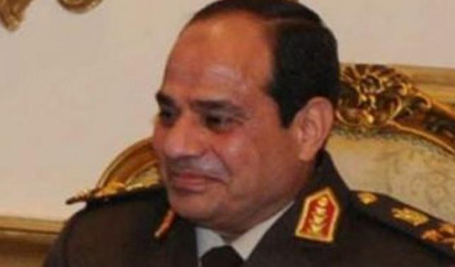 נשיא מצרים החדש עבד אל-פתאח א-סיסי