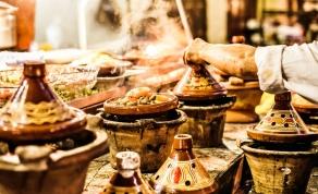 """שבת בניחוח מרוקאי אותנטי - חמין מרוקאי עם חיטה, קציצה מתוקה ו""""סושי-ג'חנון"""""""