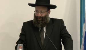 הרב שמואל רבינוביץ בעדותו
