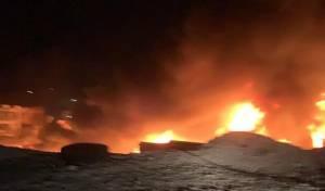 28 הרוגים ו-79 פצועים בפיצוץ דלק בלבנון