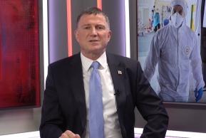 שר הבריאות אדלשטיין בריאיון באולפן 'כיכר'
