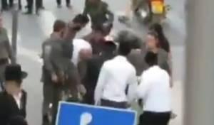 תיעוד חדש: אלימות השוטרים לנער המוגבל