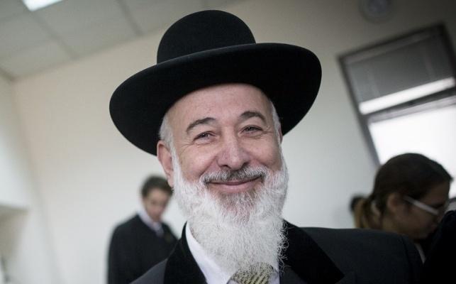 הרב מצגר, בבית המשפט