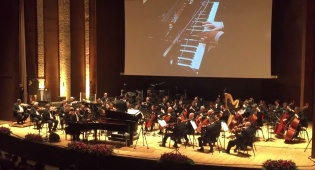 """אהרן רזאל והתזמורת הסימפונית  - """"את אחי"""""""