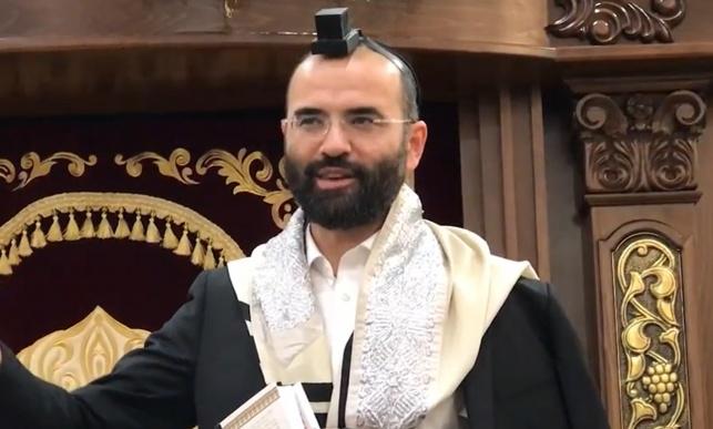הרב ישראל מוטייב