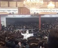 בית הכנסת סאטמר נקנס בסך 15,000 דולר