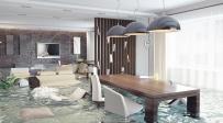 משרד הביטחון יפצה דיירים על נזקי מים. אילוסטרציה - משרד הביטחון יפצה דיירים על נזקי מים