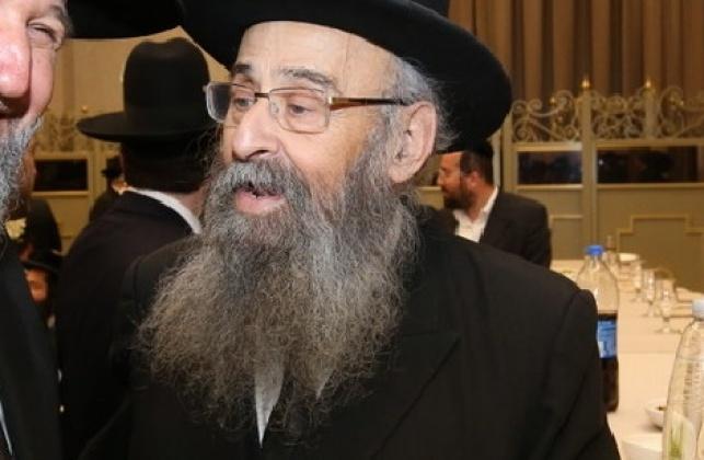 הרב לייזרזון