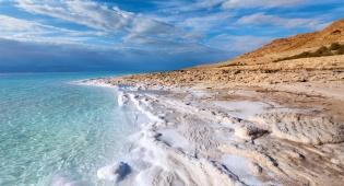 """ים המלח - התחזית: ייתכן טפטוף; בסופ""""ש התחממות"""