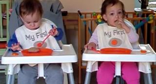 געפילטע פיש בפעם הראשונה - צפו: ילדים אוכלים געפילטע פיש בפעם הראשונה