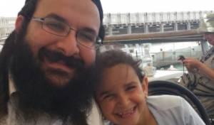 """רזיאל הי""""ד עם בתו תבלט""""א - אלמנת הנרצח: נקבור את רזיאל בחוות גלעד"""