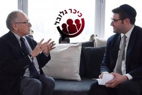 דרשוביץ, בראיון