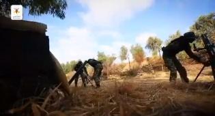 הסרטון החדש מעזה: 'אנו ממתינים לפקודה'