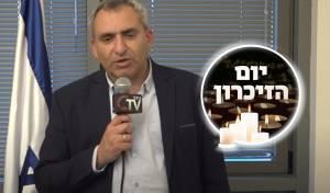 חבר הכנסת זאב אלקין בקריאת תהילים; צפו