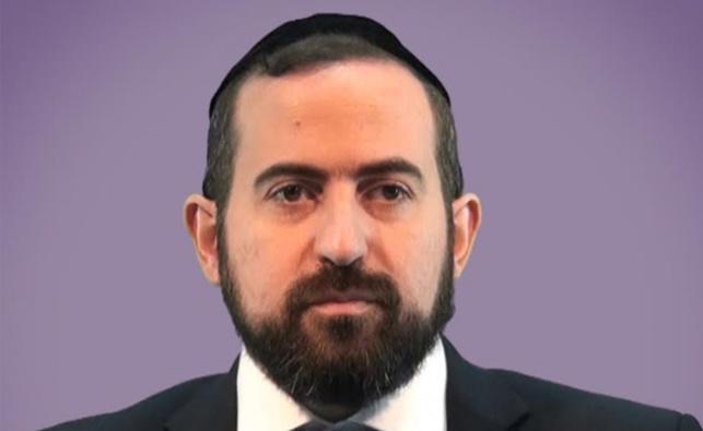 כותב השורות, הרב ישראל אסולין