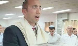 """הרב איתמר בן גל הי""""ד. בווידאו: התיעוד מהזירה"""
