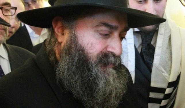 """האדמו""""ר רבי יקותיאל אבוחצירא"""