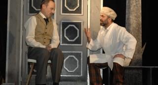 צפו בהצגה באורך מלא: 'יוסל'ה קמצן קדוש'