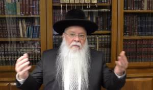 הרב מרדכי מלכא על פרשת כי תבוא • צפו