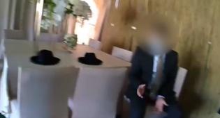 בני ברק: שוטרים תפסו אוהל בו תכננו חתונה