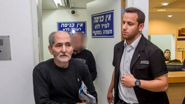 האב מוחמד מלחם ואח המחבל משתחררים ממעצר